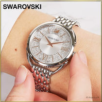 ★キラッと眩しい★SWAROVSKI CRYSTALLINE GLAM WATCH