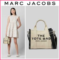 新作!! ★MARC JACOBS★ THE JACQUARD MINI TRAVELER TOTE BAG