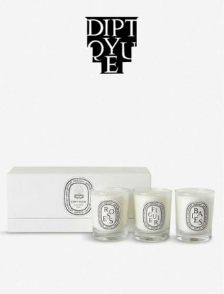 【Diptyque】◇人気◇Baies Figuier and Roses mini candles◇