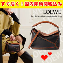 関税送料込国内発送★LOEWE Puzzle mini shoulder bag