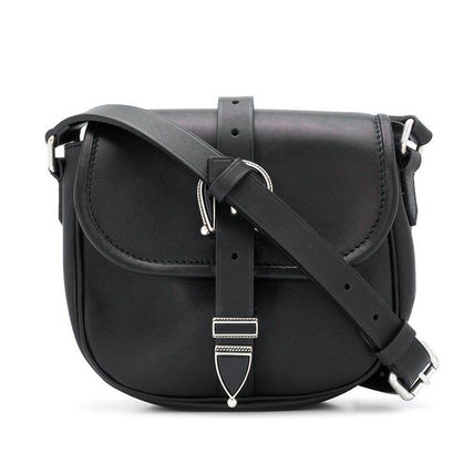 【GOLDEN GOOSE】RODEO BAG SMALL SMOOTH CA / GWA00136 BLACK