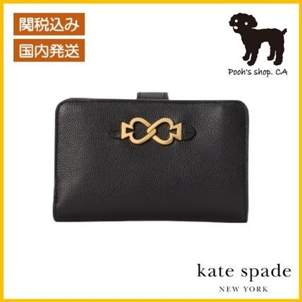 【Kate Spade】toujours compact wallet◆国内発送◆