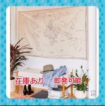 ★Urban Outfitters★ 大人気♪ 世界地図 タペストリー★UO限定