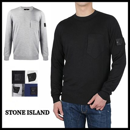 【STONE ISLAND】[SHADOW PROJECT]20AW/CATCH POCKET セーター