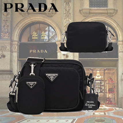 PRADA★Prada Re-Edition2005ナイロンバッグ