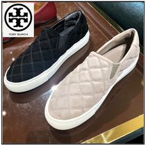 Tory Burch☆SAVANNAH QUILTED SLIP ON☆スリッポン☆送料込