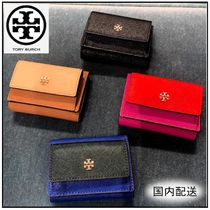 Tory Burch☆EMERSON MICRO WALLET 三つ折財布☆送料込
