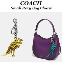 【COACH】Small Rexy Bag Charm  可愛いレキシー!