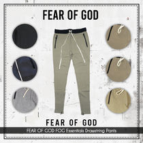 {Fear Of God} FOG Essentials Drawstring Pants 送料関税込