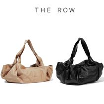 The Row☆ラムスキンAscot knotted レザートート2色 ミディアム