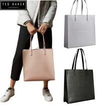 新カラー!!【TED BAKER】SOOCON Crosshatch large icon bag