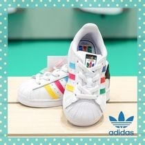 ADIDAS KIDS ORIGINALS☆Superstar EL FW5240
