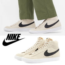 ナイキ Nike BLAZER MID 77 SUEDE / Light Brown / 送料込