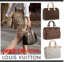 【Louis Vuitton直営店】大人気☆ルイヴィトン バッグ ダミエ