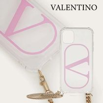 VALENTINO直営店◆VLOGO SIGNATURE IPHONE 11 PROケース