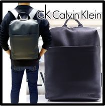 Calvin Klein(カルバンクライン) バックパック・リュック ★Calvin Klein★MICRO PEBBLE BACKPACK WITH POUC.H★
