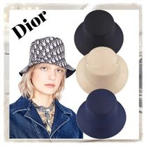 2020AW◆直営店◆Dior◆TEDDY-D ボブハット