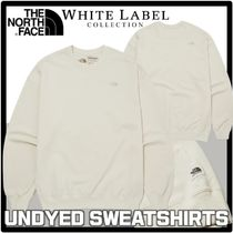送料 関税込★THE NORTH FACE★UNDYED SWEATSHIRT.S★スウェット