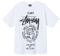 Stussy x Marc Jacobsコラボ★World Tour Collection Tシャツ