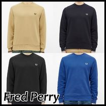 【Fred Perry】Authentic クルースウェット *送料込*