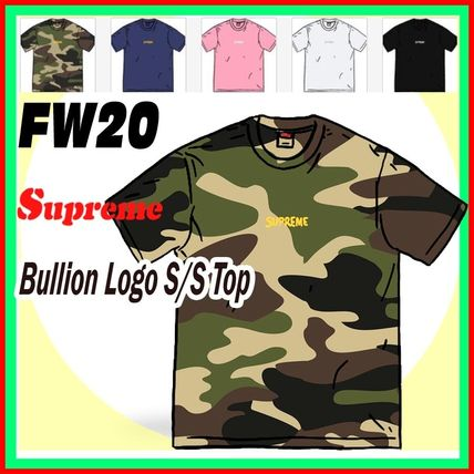 13 week FW 20 Supreme Bullion Logo S/S Top