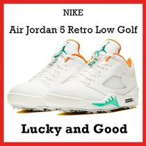 Nike Air Jordan 5 Retro Low Golf Lucky and Good AW 20 2020