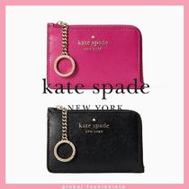 staci colorblock medium l-zip card holder マスクケース