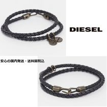 Diesel alucyブレスレット♪