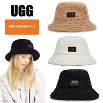 【UGG】モコモコ♪Sherpa Faux Fur Bucket Hut