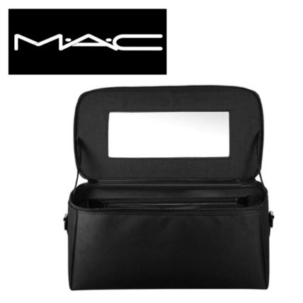 【MAC】プロ愛用メイクポーチ☆ Carry All 海外限定