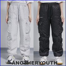 ANOTHERYOUTH★大人気 UNISEX★check padded pants