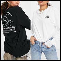 The North Face Peaks long sleeve t-shirt