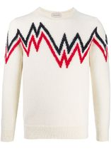 【MONCLER】 MONCLER TRICOT SWEATER