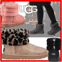 ☆人気☆UGG ☆FLUFF MINI QUILTED BOOT.S☆