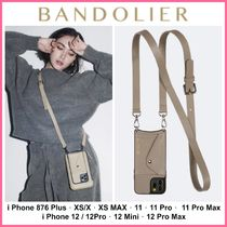 人気商品 ☆Bandolier☆ Hailey Side Slot Leather Crossbody