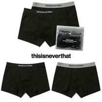 ★thisisneverthat★新作★送料込み 韓国 SP Boxer Briefs 2Pack