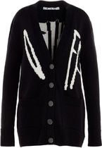 OFF WHITE】20aw'GRAFFITI' CARDIGAN