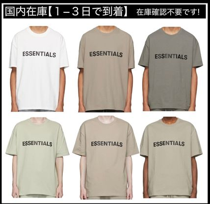 FEAR OF GOD Tシャツ・カットソー Essentials 半袖 Tシャツ