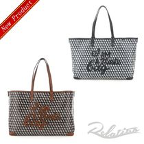 ★21SS★【ANYA HINDMARCH】I AM A Plastic Bag Motif Tote
