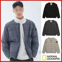 ◆NATIONAL GEOGRAPHIC◆Light U Neck Duck Down◆正規品◆