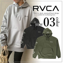 RVCA(ルーカ) パーカー・フーディ 【関税込み】RVCA メンズ TEXTER HOODIE セットアップトップス