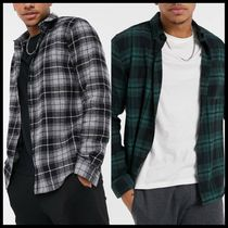ASOS River Island check shirt