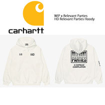 【人気】Carhartt WIP x Relevant Parties HD フーディ
