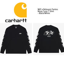 Carhartt WIP x Relevant Parties ニンジャチューン Tシャツ