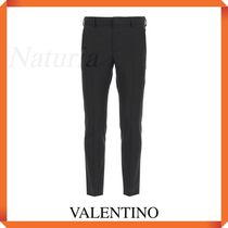 Valentino Slim Fit Trousers
