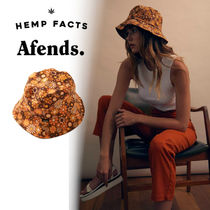 《日本未入荷》Byronbay発■AFENDS■DAISY MAY Hemp Bucket Hat