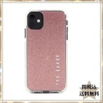 『TED BAKER』GLITTER iPhone12/pro/pro max ケース☆
