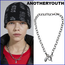 ANOTHERYOUTH★大人気 UNISEX★ toggle pendant necklace