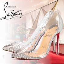 Christian Louboutin ルブタン Degrastrass 100 mm パンプス