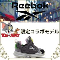 "【REEBOK kidsコラボモデル】Versa Pump Fury ""Tom & Jerry"""